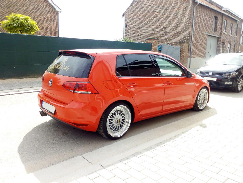 Volkswagen Golf BBS 1