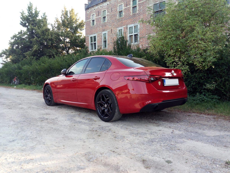 Alfa Romeo Giulia - 3