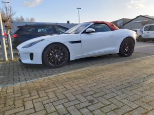 Jaguar F-Type Cabriolet - 1