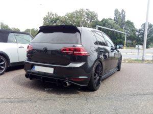Volkswagen Golf GTI MK7 tuned