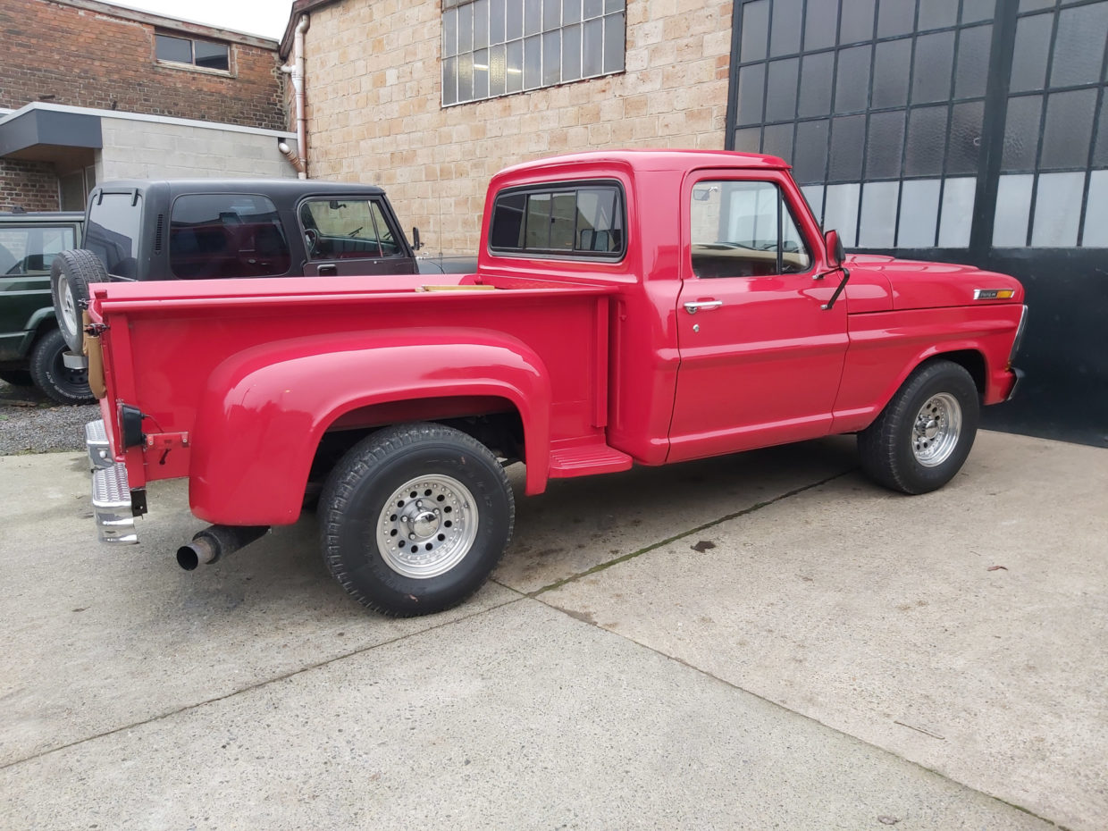 Ford Pickup Truck 2