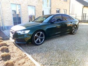 Audi A6 Fourth Generation - 1