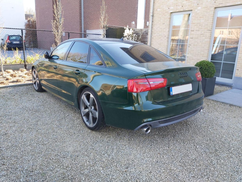 Audi A6 Fourth Generation - 2