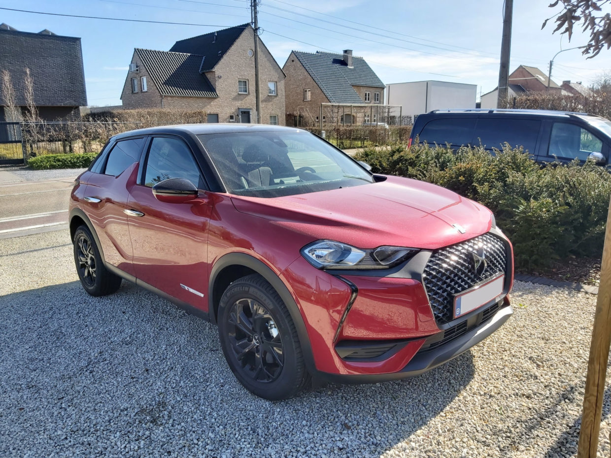 DS 3 Crossback - 2