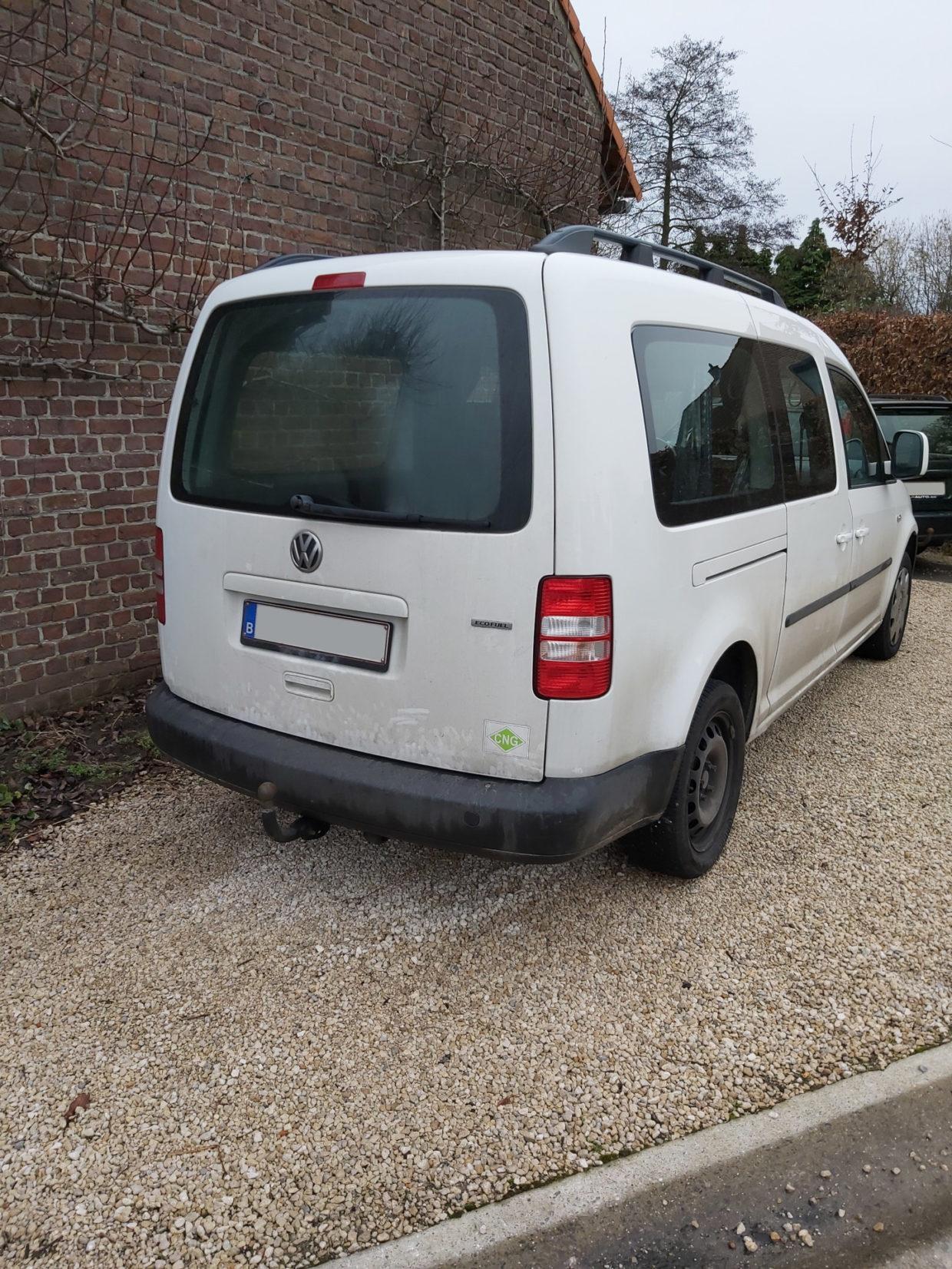 Volkswagen Caddy Maxi Ecofuel