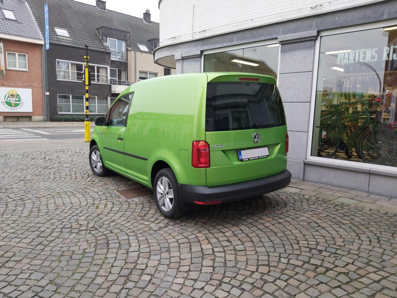 Volkswagen Caddy Van - 2