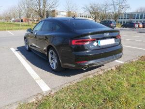 Audi A5 G-Tron black - 1