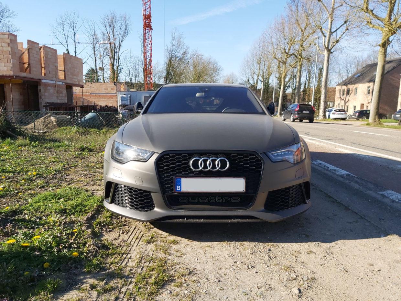 Audi A6 Avant Quattro - 1