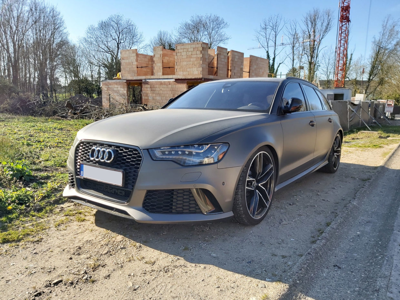 Audi A6 Avant Quattro - 2