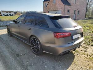 Audi A6 Avant Quattro - 3