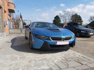 BMW i8 - 1