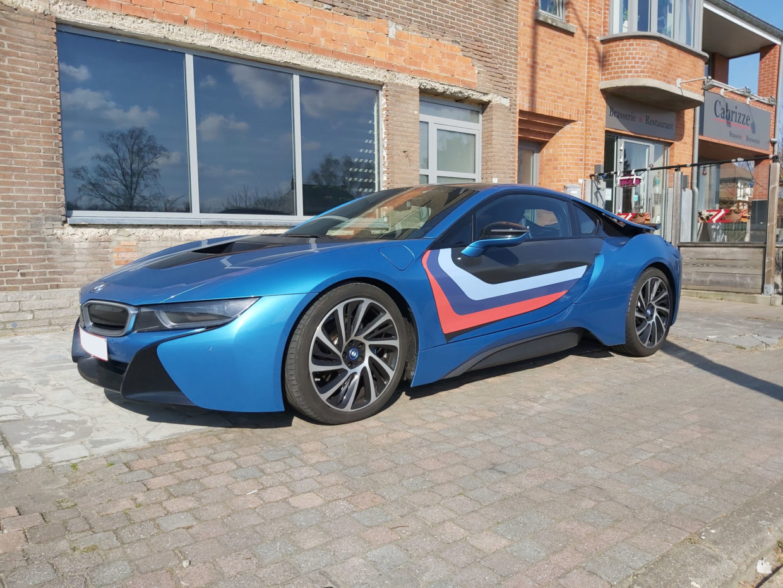 BMW i8 - 2
