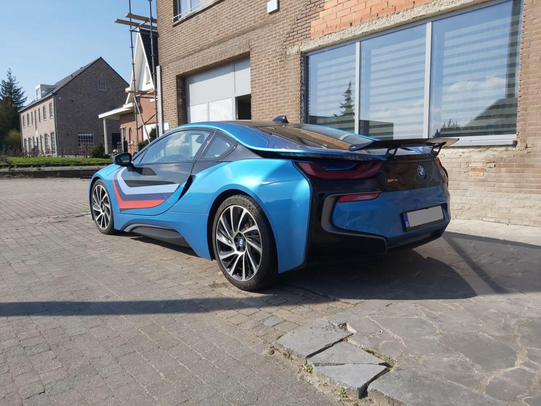 BMW i8 - 3