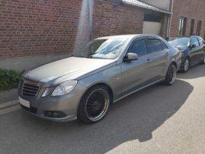 Mercedes E200 - 1