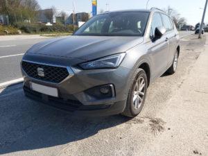 SEAT Tarraco grey - 1