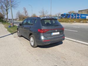 SEAT Tarraco grey - 2