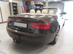 Audi A5 Cabrio - 2