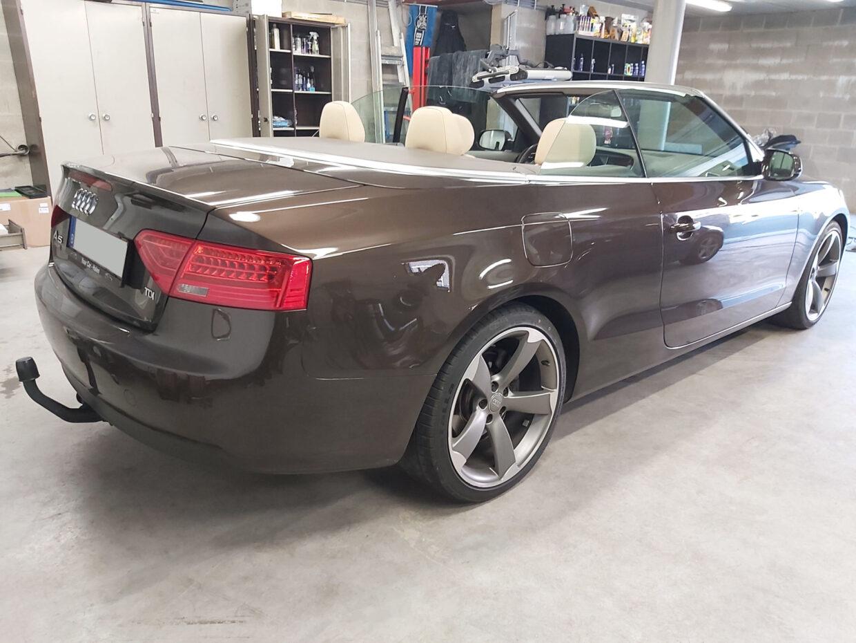 Audi A5 Cabrio - 3