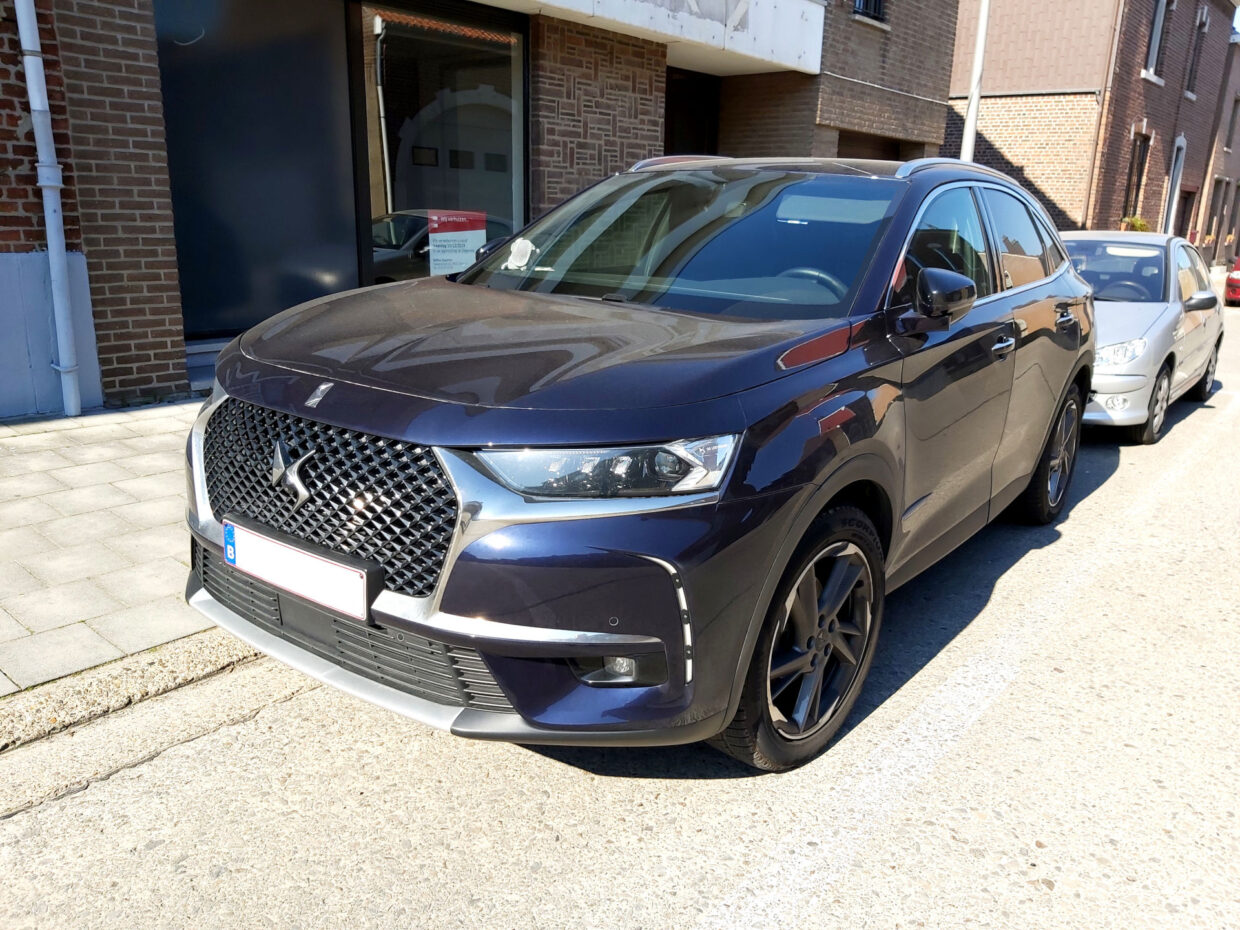 DS 7 Crossback - 1