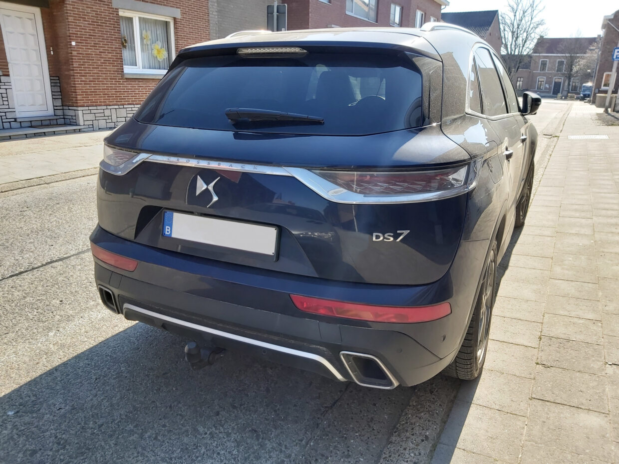 DS 7 Crossback - 2