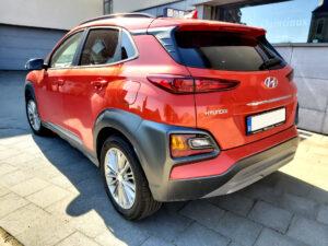 Hyundai Kona red - 2